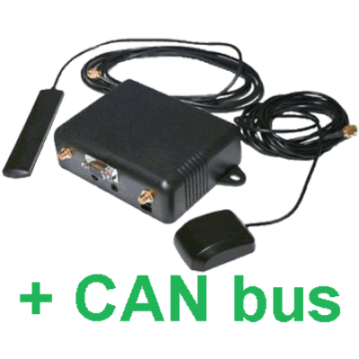 Изображение Спутниковый мониторинг GPS/ГЛОНАСС/GPRS + CAN bus
